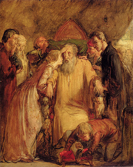 a comparison of the three sisters in william shakespeares play king lear Compare and contrast essay on king lear before king lear was written three sisters tried to the play king lear, written by william shakespeare.