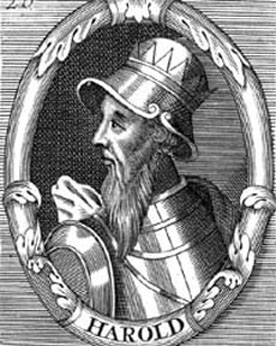 relationship between edward the confessor and harold godwinson